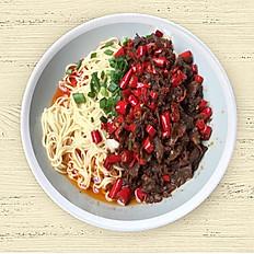 Xian Jiao Niu-Rou 鲜椒牛肉面