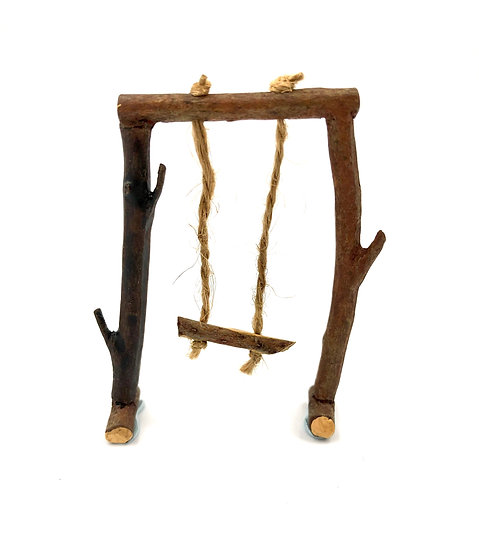 Wooderful Life Swing Ornament