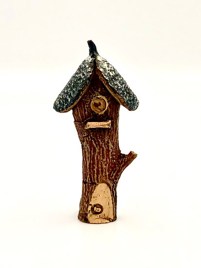 Wooderful Life Tree House Ornament