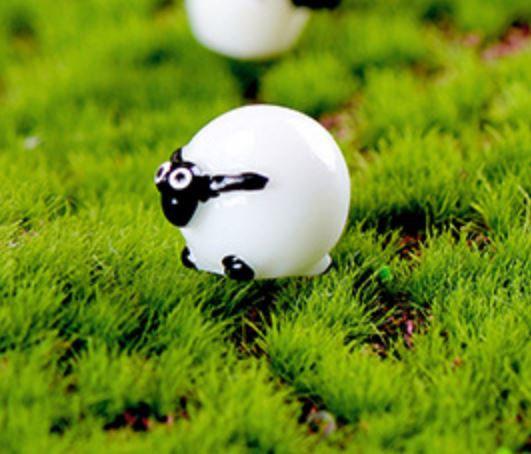 Sheep Figurine