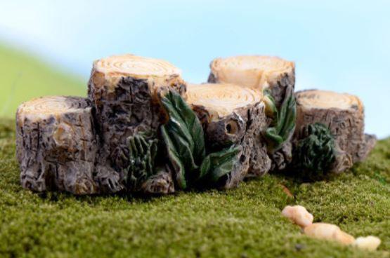 5 in 1 Stump Figurine