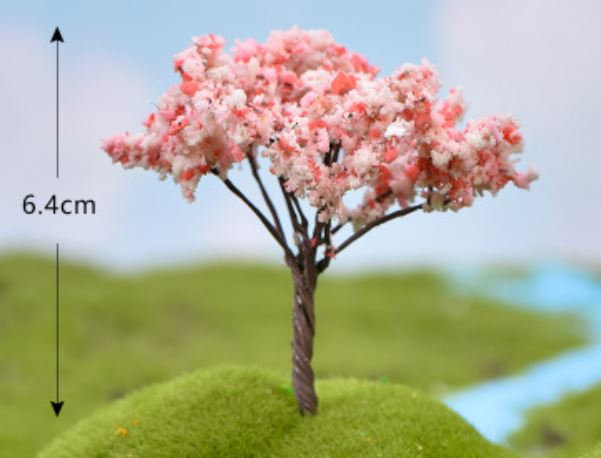 Wire Tree Figurine