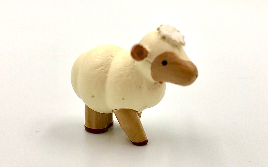 Wooderful Life Sheep Ornament