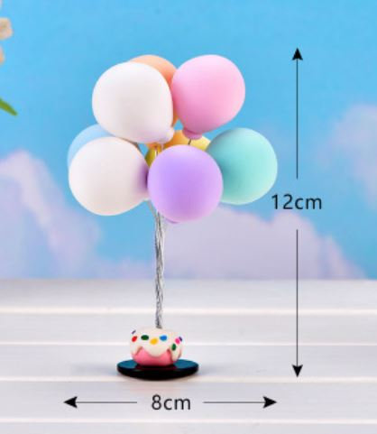 Balloons Figurine