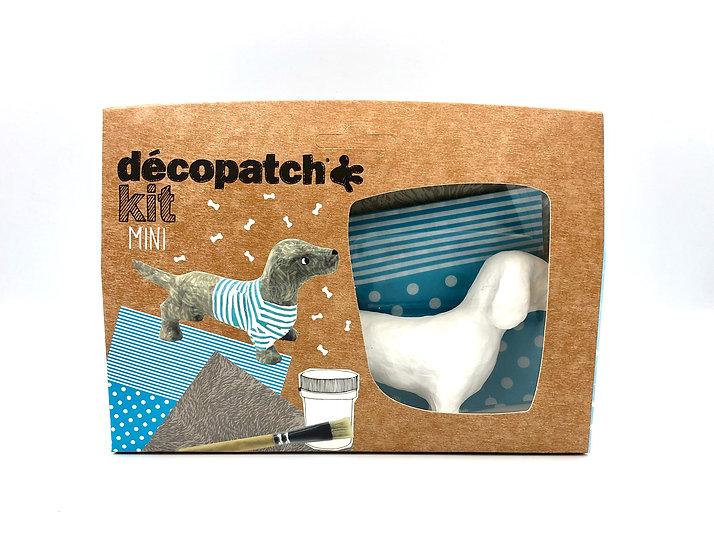Decopatch Daschund Dog Paper Mache