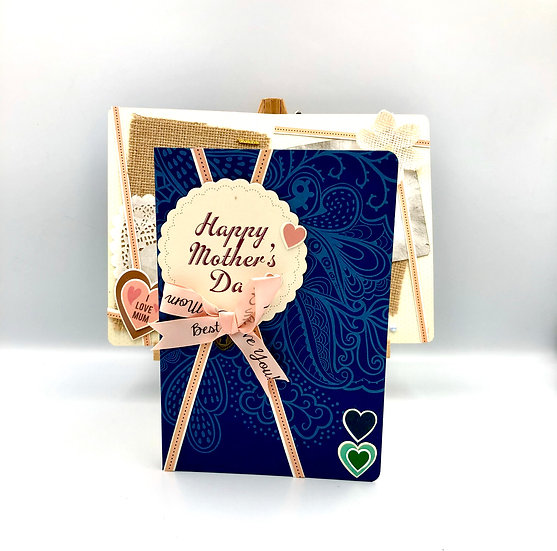 Lovely Happy Mother's Day Handmade Card