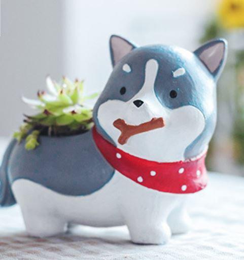 Husky Pot