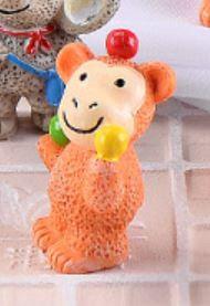 Playful Monkey Figurine