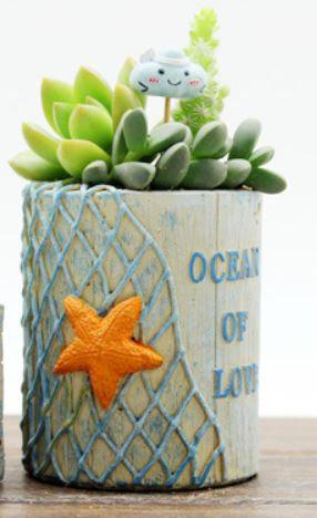 Ocean Of Love Pot