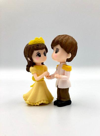 Prince & Princess Figurine