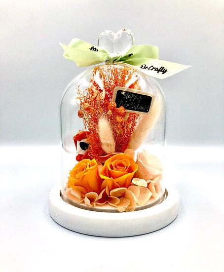 Birthday Bonanza Preserved Flower Arrangement