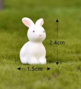 Sitting Rabbit Figurine