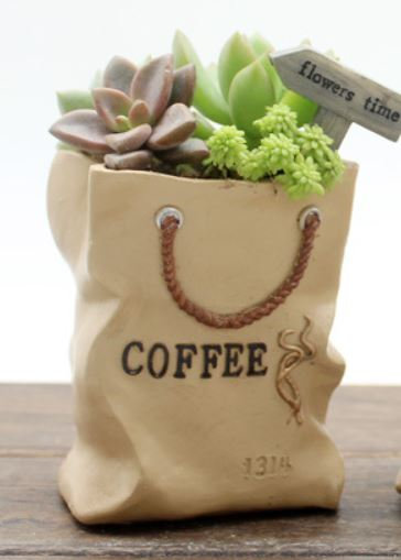 Coffee Bag Pot