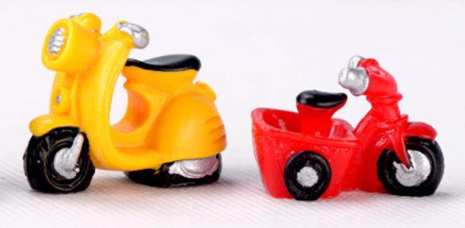 Motorcycles Figurine