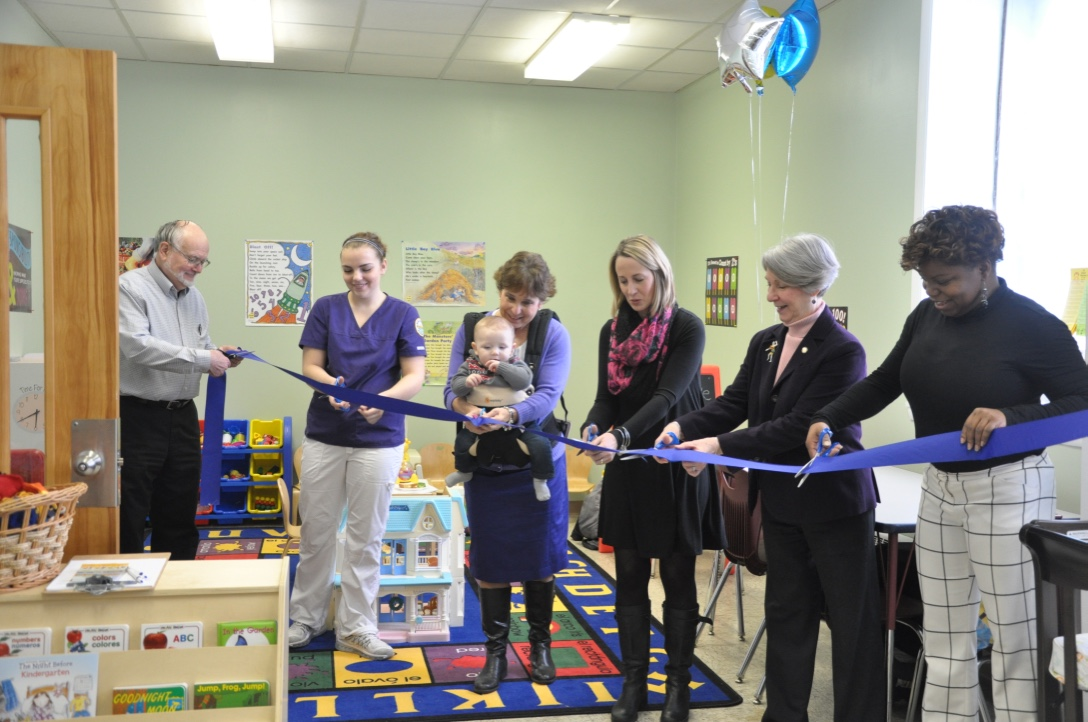EFRC Open House Ribbon Cutting -1-31-17