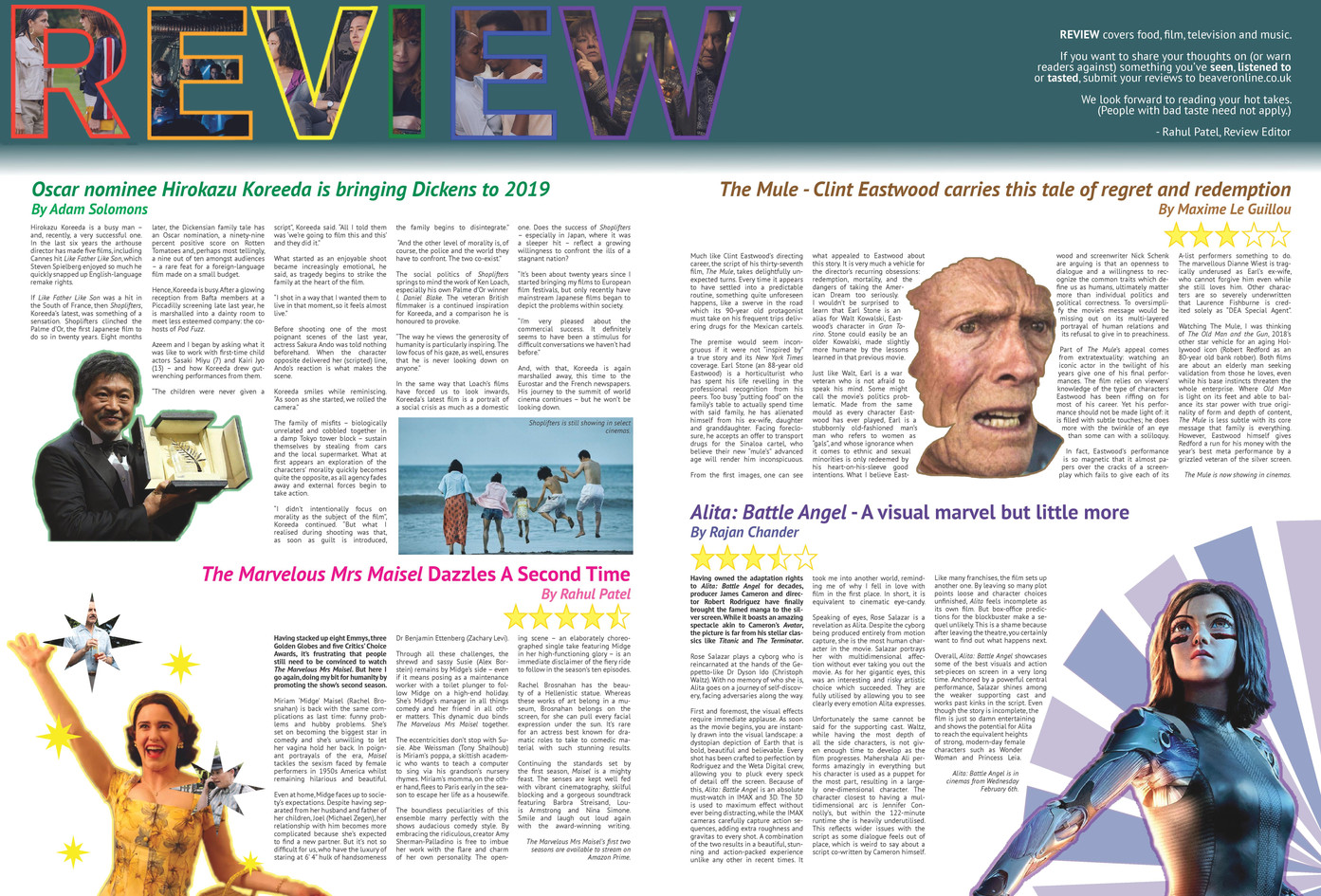 REVIEW - The Beaver Issue 898