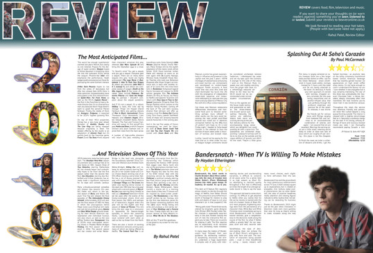 REVIEW - The Beaver Issue 897