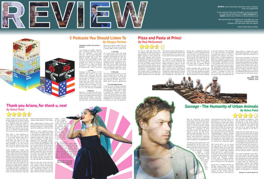 REVIEW - The Beaver Issue 899