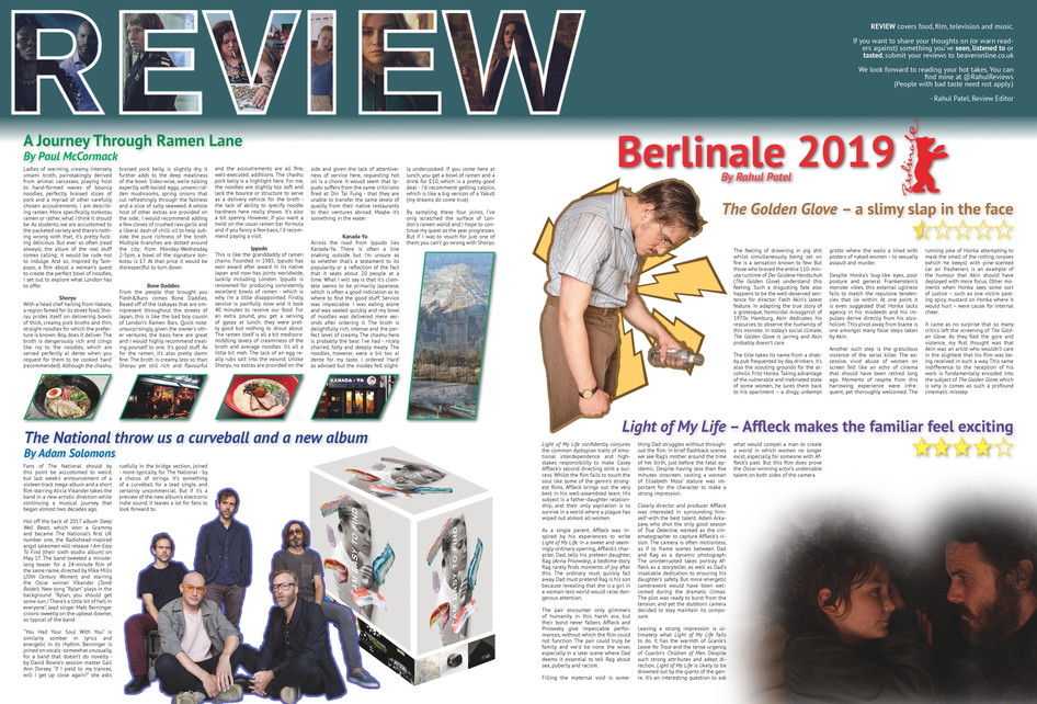 REVIEW - The Beaver Issue 900