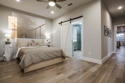 Sanger Model Bedroom