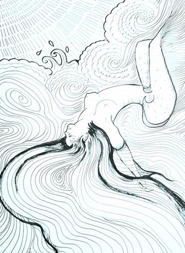 l'estasi della sirena