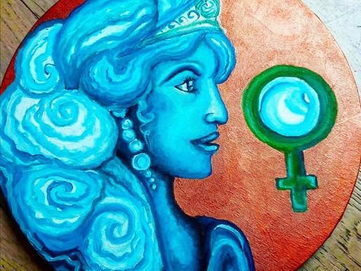 El esplendor del planeta Venus