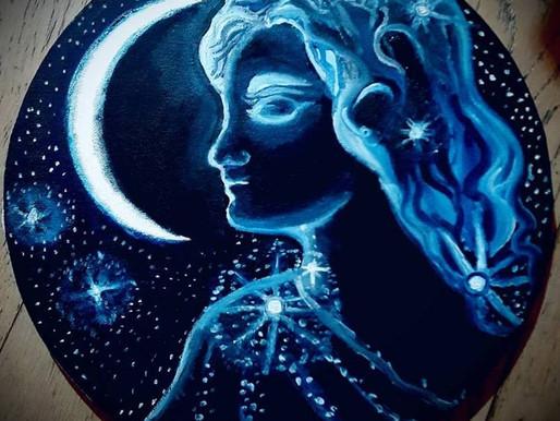 La Luna, lo specchio della luce Spirituale