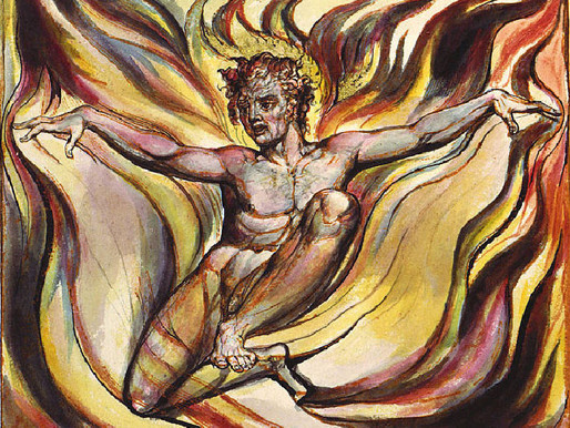 William Blake Artista Esoterico
