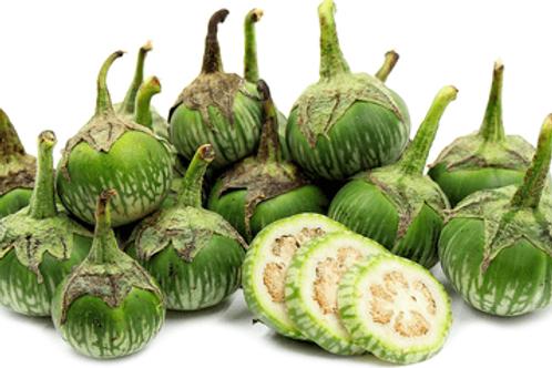 Local Eggplant - Terong Beberuk (250g)