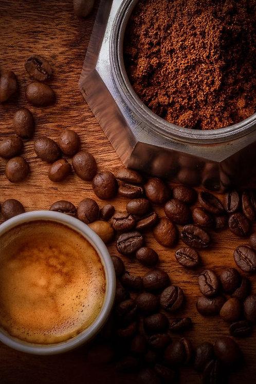 Creamy Robusta Coffee Beans (250 g)