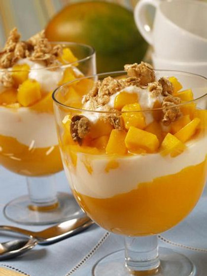 Mango Yoghurt - Yogurt Mangga (500ml)