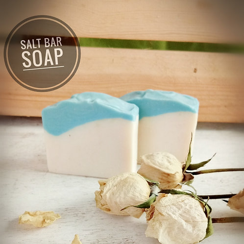 Natural Salt Bar Soap (100g)