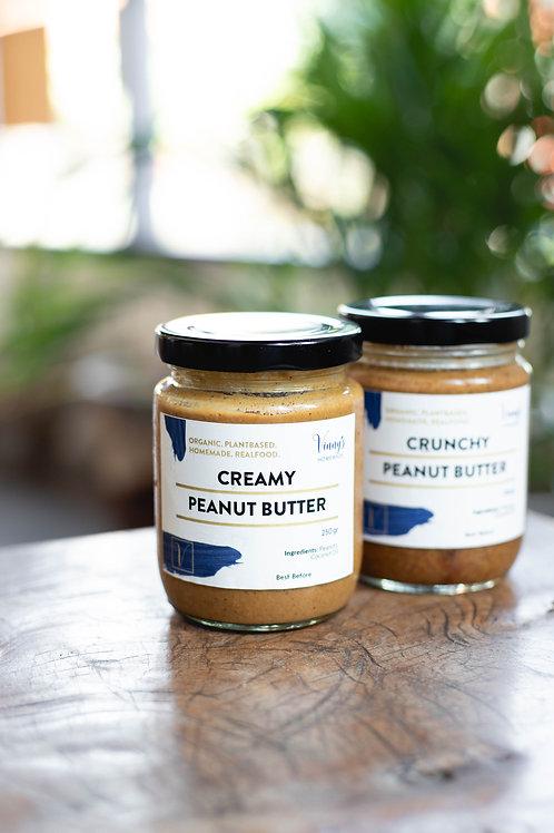 Peanut Butter Creamy (250ml)