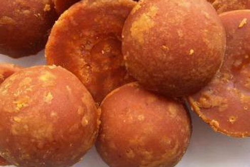 Traditional Lontar Palm Sugar Jaggery - Gula Siwalan atau Gula Lontar  (1 Form)