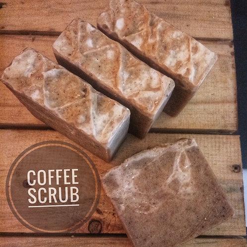 Natural & Vegan Coffee Soap (100g)