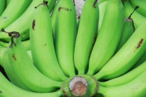 Bluggoe or Green Banana - Pisang Hijau (250g)