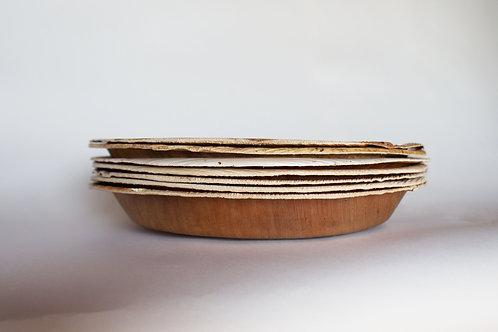 Areca Palm Big Plates (10pcs)