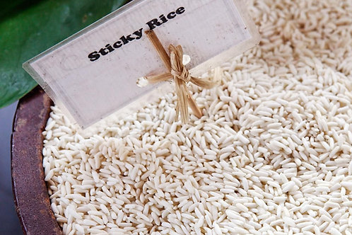 White Glutinous rice - Beras Ketan Putih (1kg)
