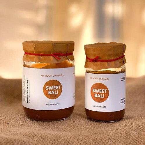 Rock Caramel Sauce