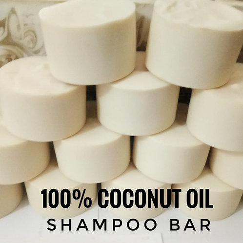 Natural & Vegan Shampoo Bar - Tea Tree (80g)