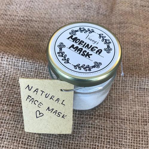 Face Mask Moringa (100ml Jar)