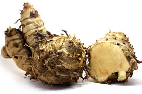 Fresh Wild Ginger (Curcuma xanthorrhiza Roxb.) -  Temu lawak Segar (250g)