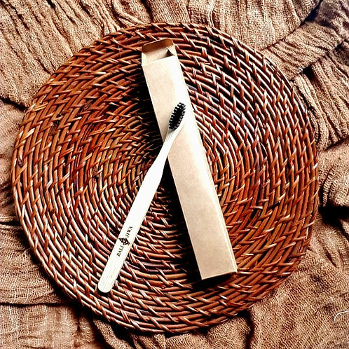 Biodegradable Bamboo Toothbrush