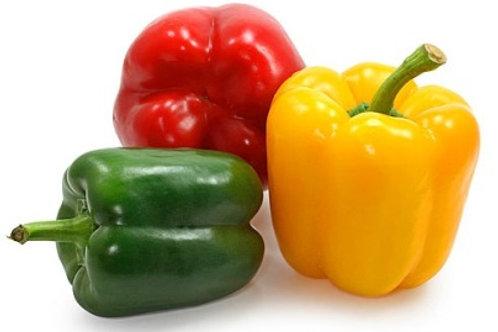 Bell Pepper, Mix
