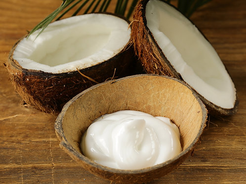 Coconut Milk Yogurt ( Non-Dairy -Unsweetened) - Yogurt susu kelapa (500g)