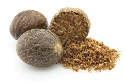 Nutmeg ( Myristica fragrans) - Pala (1piece)