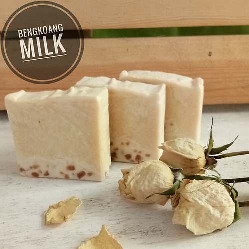 Natural Jicama Soap (100g)