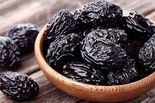 Prunes (dried plums), Pitted (100g)