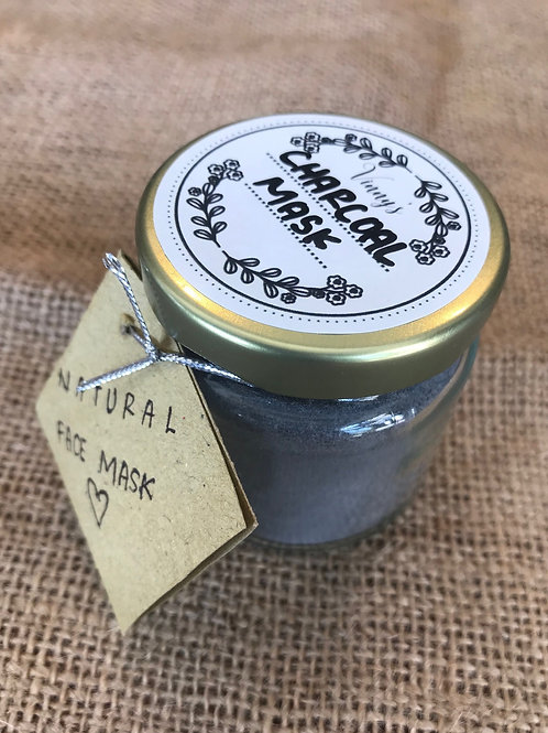 Mask Charcoal (100ml Jar)