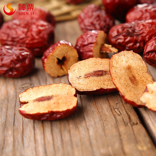 Jujubes a.k.a. Chinese Dates, Whole (50g)